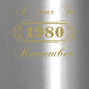 1980 A Year To Remember - Travel Mug