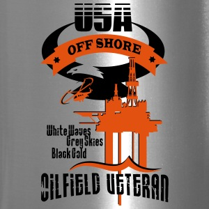 USA Oilfield Veteran - Travel Mug