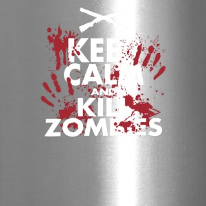 Keep Calm And Kill Zombies - Travel Mug