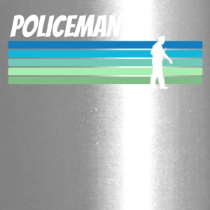 Retro Policeman - Travel Mug