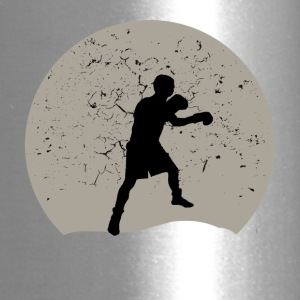 Boxing Full Moon - Travel Mug