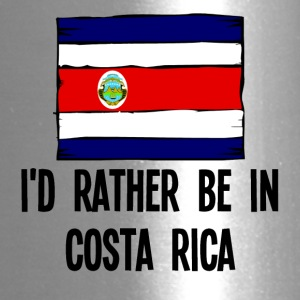 I'd Rather Be In Costa Rica - Travel Mug