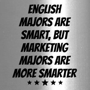 Marketing Majors Are More Smarter - Travel Mug