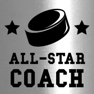 All Star Hockey Coach - Travel Mug