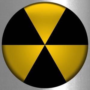 Radioactive Button - Travel Mug