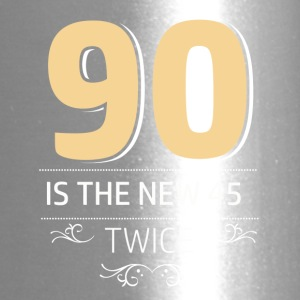 90 years and increasing in value - Travel Mug