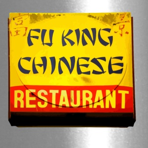Fu King Chinese Restaurant - Travel Mug