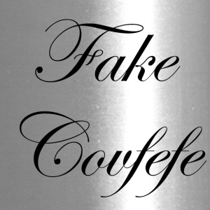 fake covfefe - Travel Mug