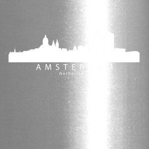 Amsterdam Netherlands Skyline - Travel Mug