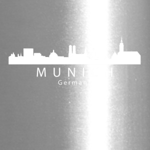 Munich Germany Skyline - Travel Mug