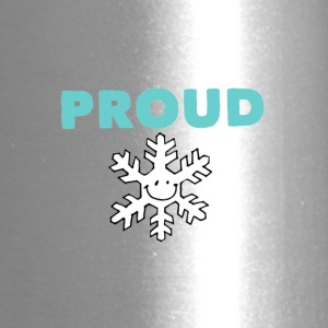 Proud precious little snowflake - Travel Mug