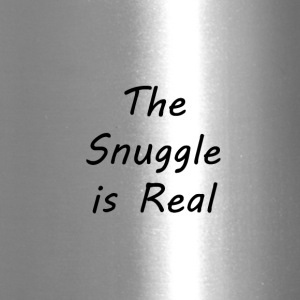 The-Snuggle-is-Real - Travel Mug