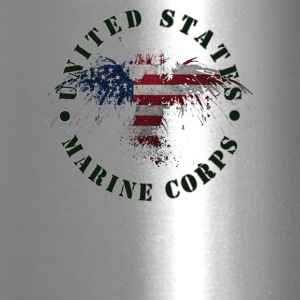 USA Marine Corps - Travel Mug