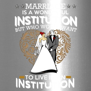 Marriage - Travel Mug