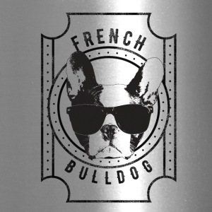 French Bulldog black - Travel Mug