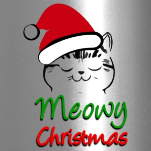 Meowy Christmas - Travel Mug