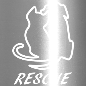 Rescue white - Travel Mug