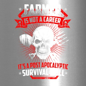 Farmer is not a career T Shirts - Travel Mug