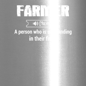 Define Farmer T Shirts - Travel Mug