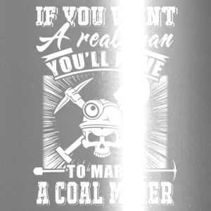 To Marry A Coal Miner T-Shirts - Travel Mug