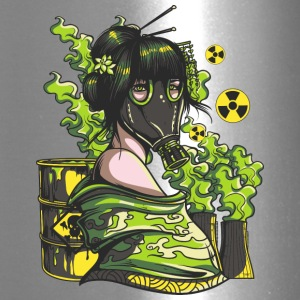 Nuclear mask - Travel Mug