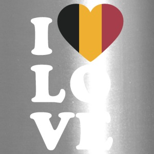 I love Belgium - Travel Mug