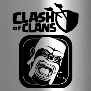 Barbarian Clash of Clans - Travel Mug