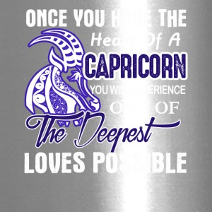 Capricorn Deepest Loves Possible - Travel Mug