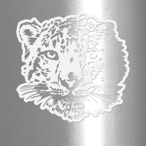 Snow Leopard Shirt - Travel Mug