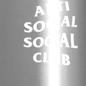 Anti Social Club - Travel Mug