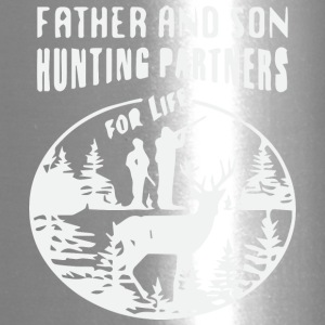 Father and son hunting partner for life - Travel Mug