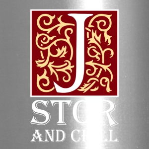 Jstor and Chill - Travel Mug
