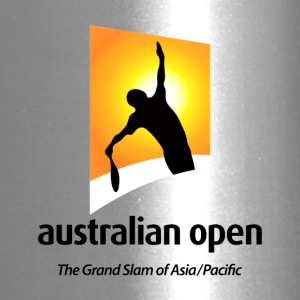 AUSTRALIA OPEN LOGO 2 - Travel Mug