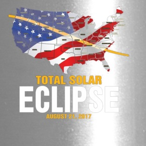 The Total Solar Eclipse August 21 2017 - Travel Mug