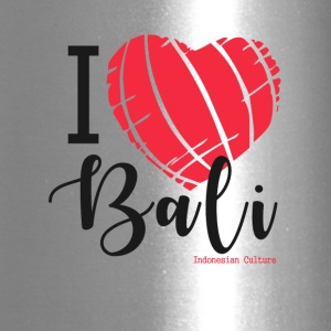 I love bali - Travel Mug