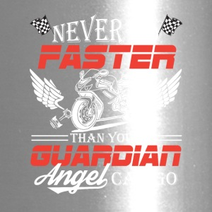 Never Go Faster Than Your Motorcycle Can Go - Travel Mug
