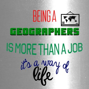 Being geographers - Travel Mug
