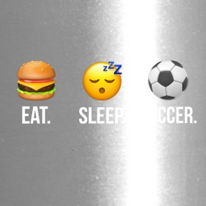 Eat Sleep Soccer - Travel Mug