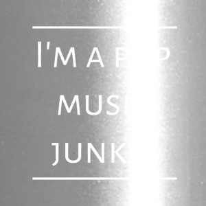 I'm a Pop Music Junkie - Travel Mug