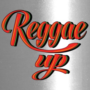 reggae up - Travel Mug