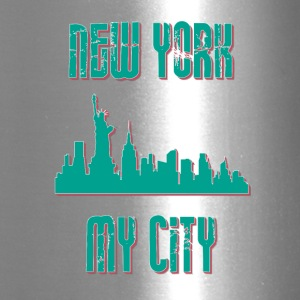 New york city My city MY CITY - Travel Mug