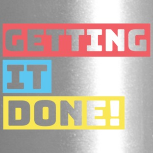 Getting It Done - Travel Mug