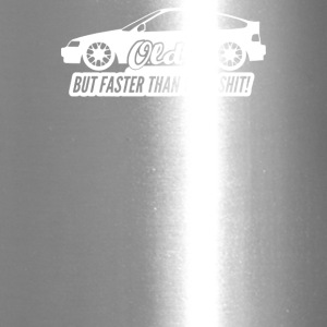 Honda CRX ED9 EE8 Artwork JDM Drift Dope Racing - Travel Mug