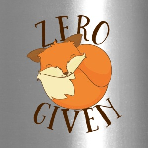 ZERO GIVEN - Travel Mug