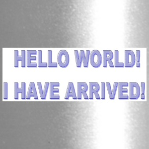 Hello World - Travel Mug