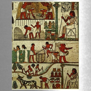 Ancient Egyptian Farming - Travel Mug
