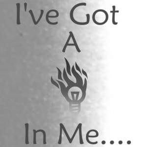 fire in me - Travel Mug