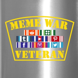 Meme War Veteran - Travel Mug