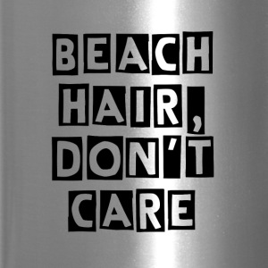 Beach Hair, Don't Care - Travel Mug
