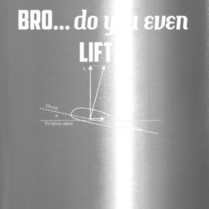 BRO! Do you LIFT-even? - Travel Mug